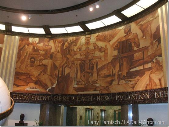 June 24, 2011, Globe Lobby