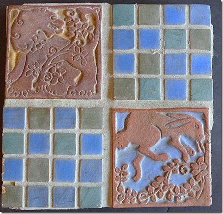 Batchelder Tile, EBay