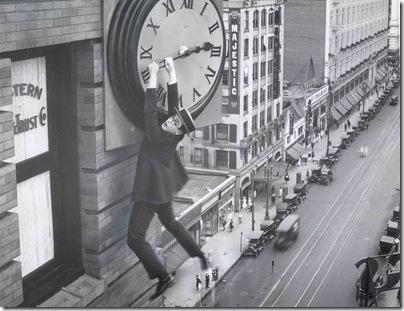 Harold Lloyd, Safety Last