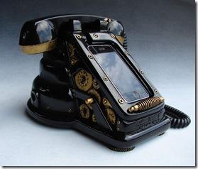 iretrophone steampunk
