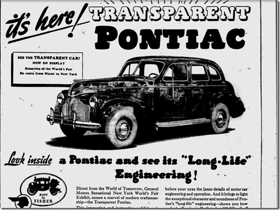 The Mystery of the Transparent Car |