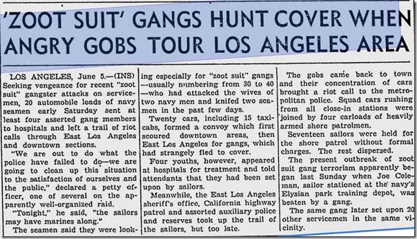 June 5, 1943, Miami News