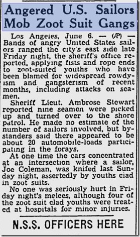 June 7, 1943, Montreal Gazette