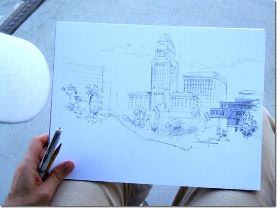 July 3, 2009, City Hall