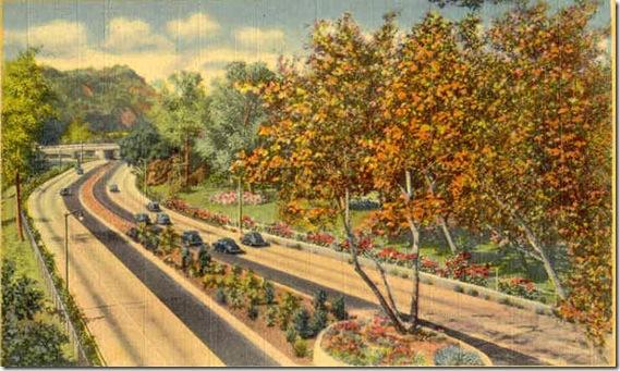 Arroyo Seco Parkway
