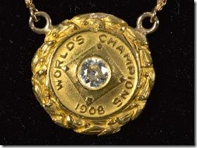 Cubs Pendant 1908