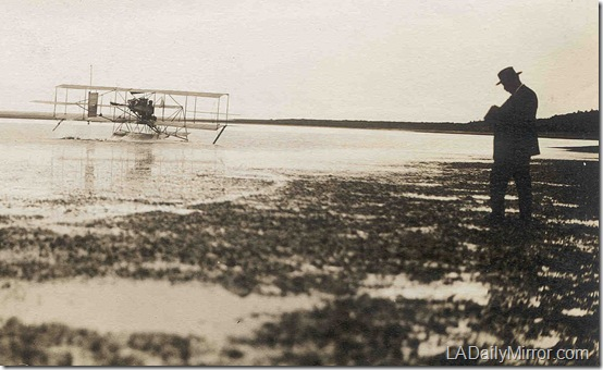 Glenn Curtiss seaplane