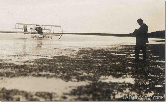 Glenn Curtiss seaplane
