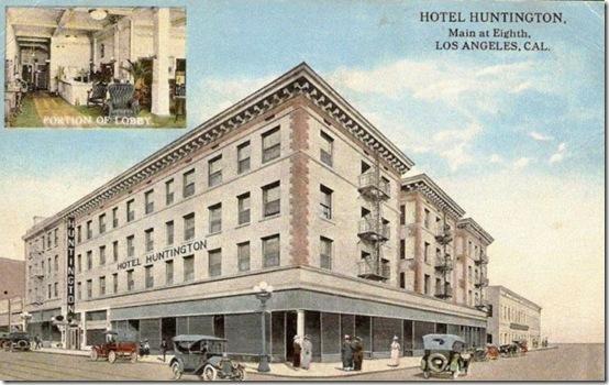 Hotel Huntington