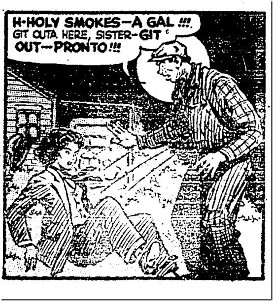 July 8, 1941, Comics