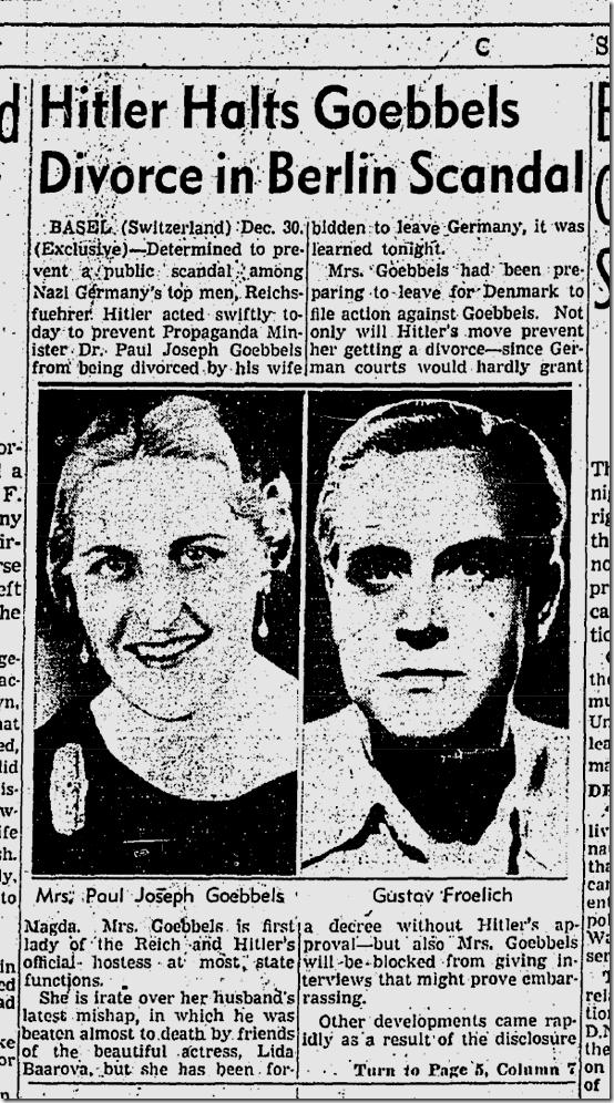 Dec. 31, 1938, Baaroa-Goebels