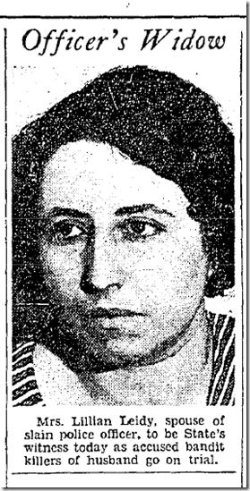 Lillian Leidy, Aug. 21, 1934