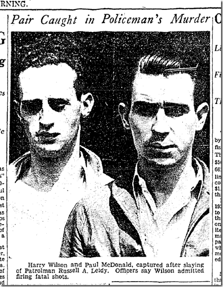 July 25, 1934, Killers