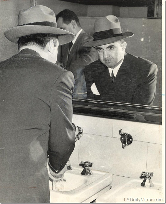 Mickey Cohen, No Date