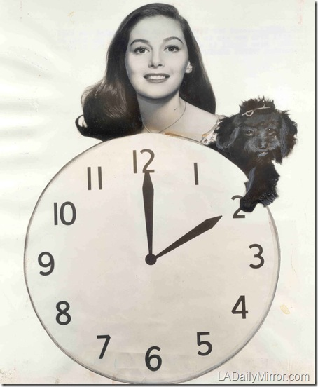 Pier Angeli, Clock