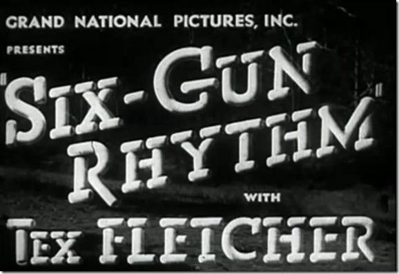 Six-Gun Rythm