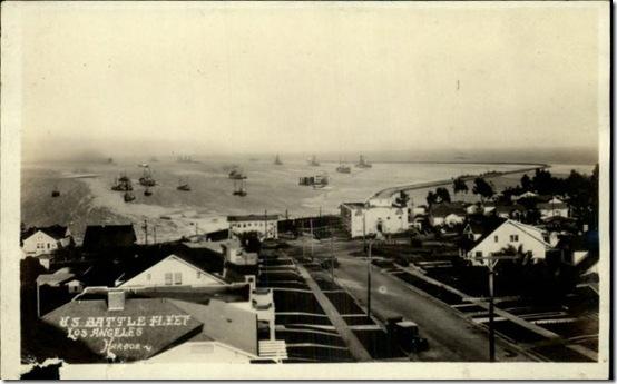 Great White Fleet, 1908
