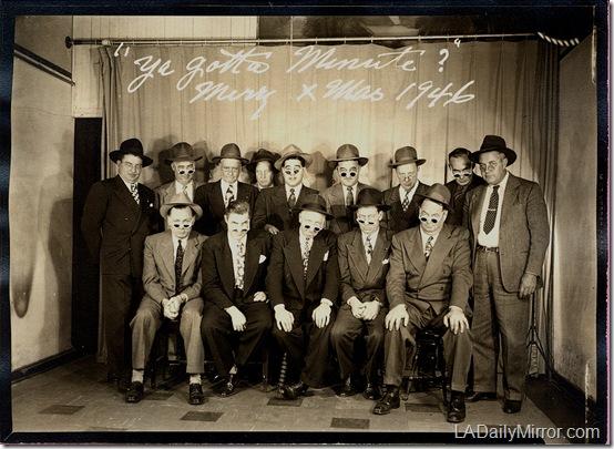 LAPD Homicide Detectives, 1946
