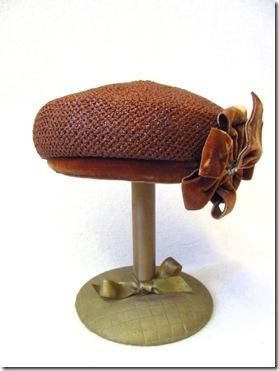 Bullock's Collegienne Hat