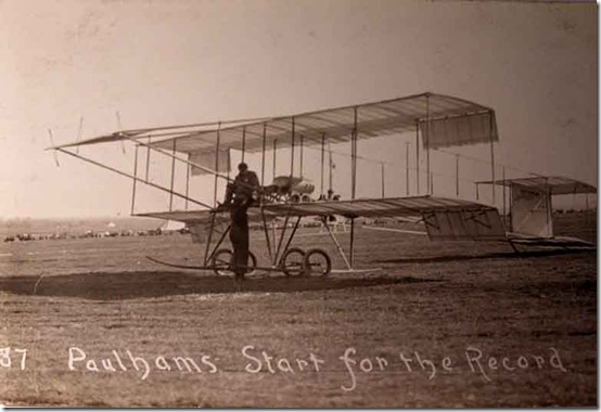 C.C. Pierce, 1910 Aviation Meet