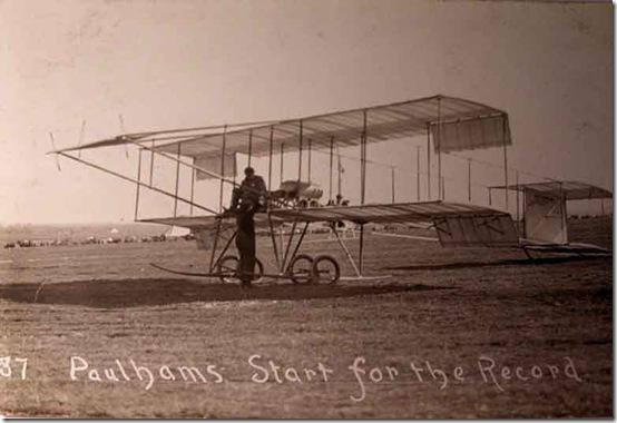 C.C. Pierce, 1910 Aviation Meet
