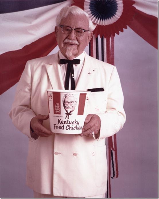 Colonel Sanders 1976