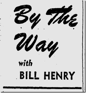 June 27, 1947, Ray Bradbury