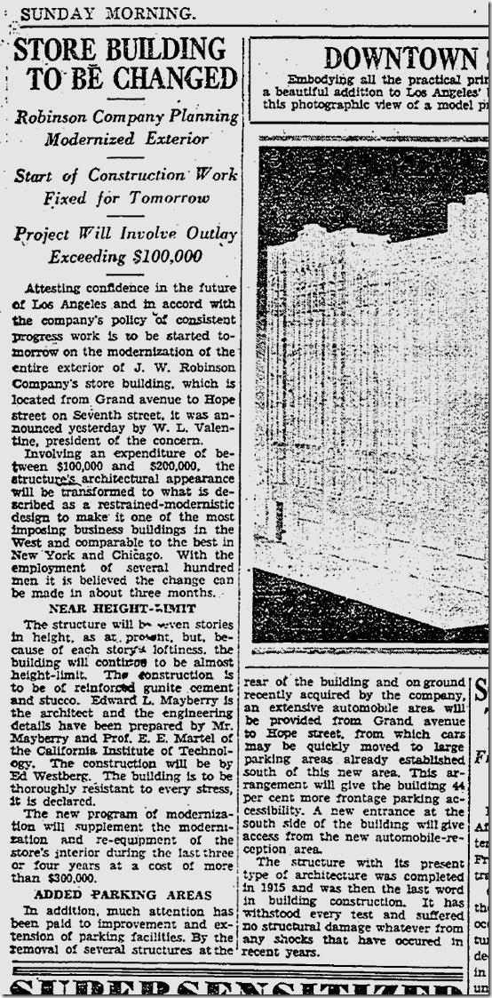Feb. 4, 1934, J.W. Robinson