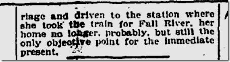 June 21, 1893, Lizzie Borden