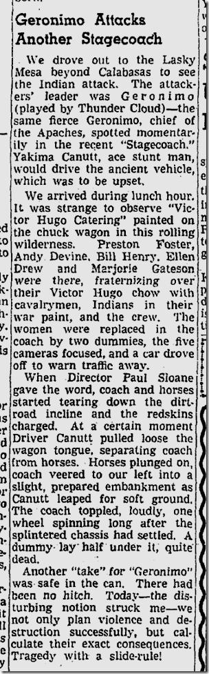 March 19, 1939, Lasky Mesa
