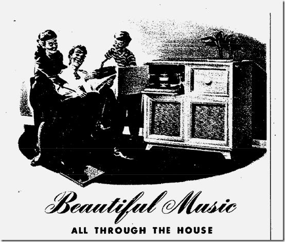 Radio, Oct. 28, 1945