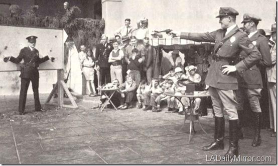 LAPD Pistol Team
