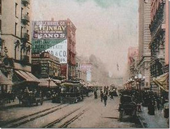 Spring Street 1907