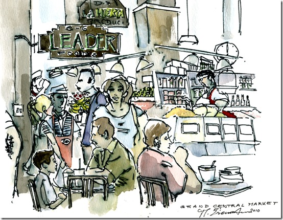 Feb. 15, 2010, Grand Central Market