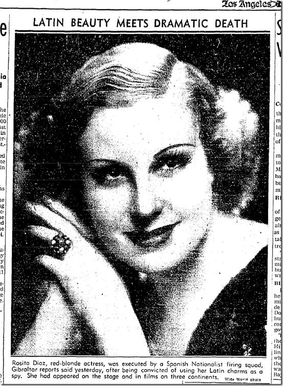 Feb. 26, 1937, Rosita Diaz