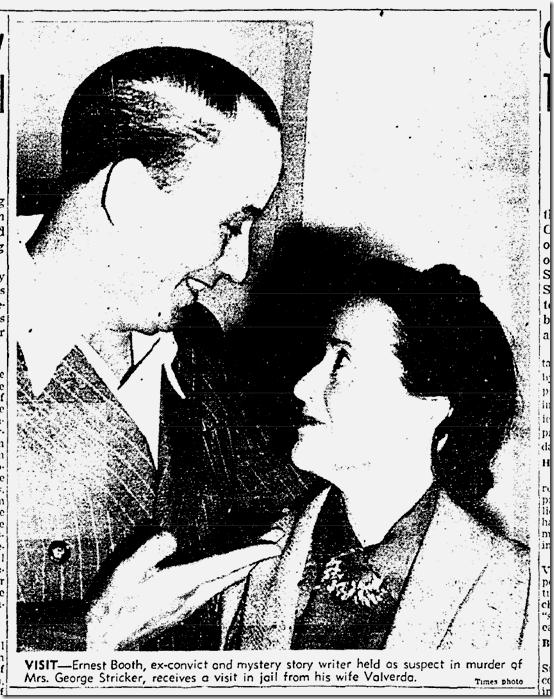Sept. 19 1941, Ernest Booth