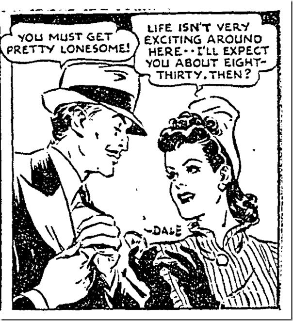 Sept. 9, 1941, Comics