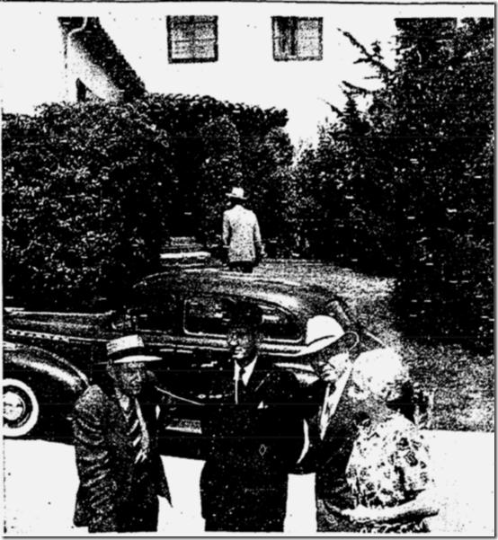Sept. 16, 1941,  Murder House