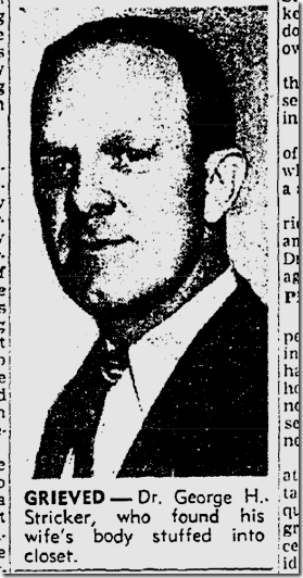Sept. 14, 1941, George Stricker