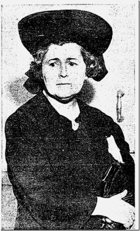 Sept. 3, 1941, Suspect