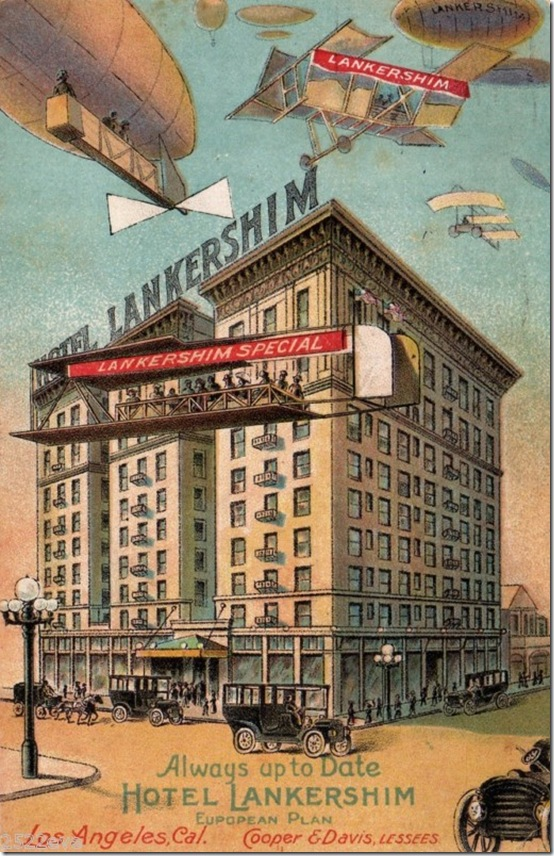 Hotel Lankershim