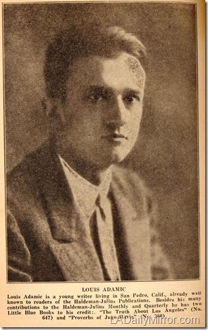 Louis Adamic