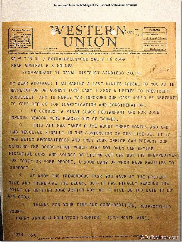 Aug. 1942, Tropics