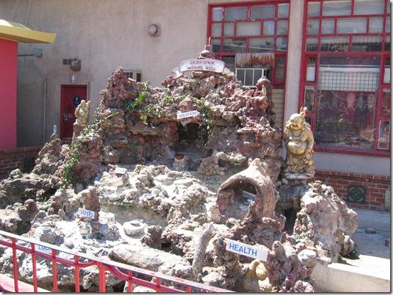 Chinatown Wishing Well