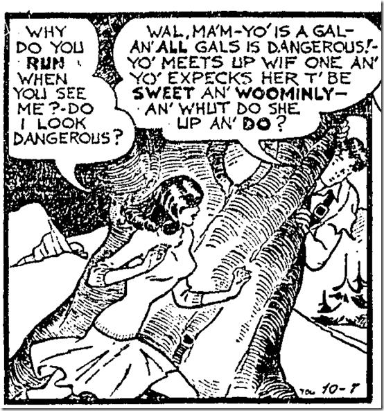 Oct. 7, 1941, Comics