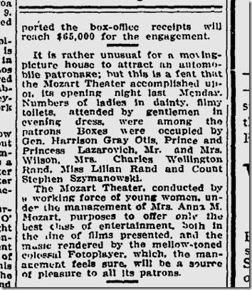 Aug. 7, 1912, Fotoplayer