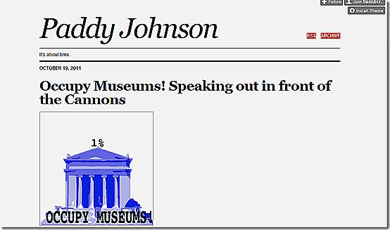 Paddy Johnson