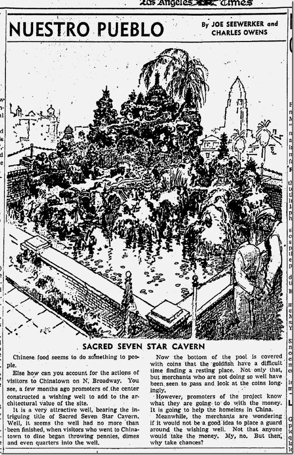 March 10, 1939, Nuestro Pueblo