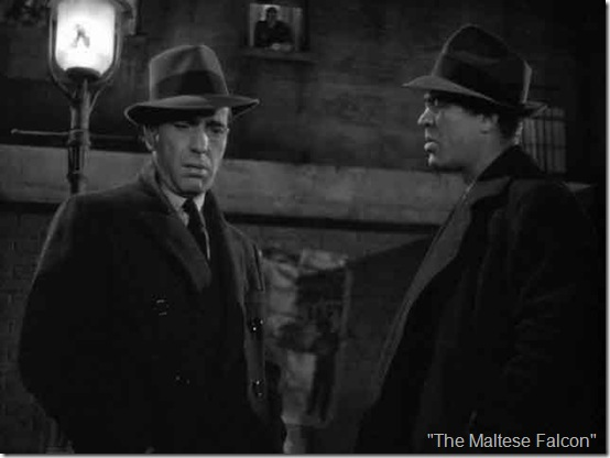the maltese falcon character analysis