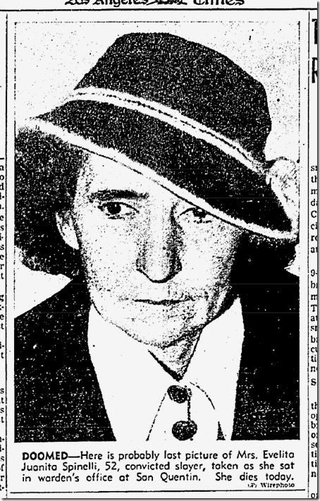 Nov. 21, 1941, Juanita Spinelli